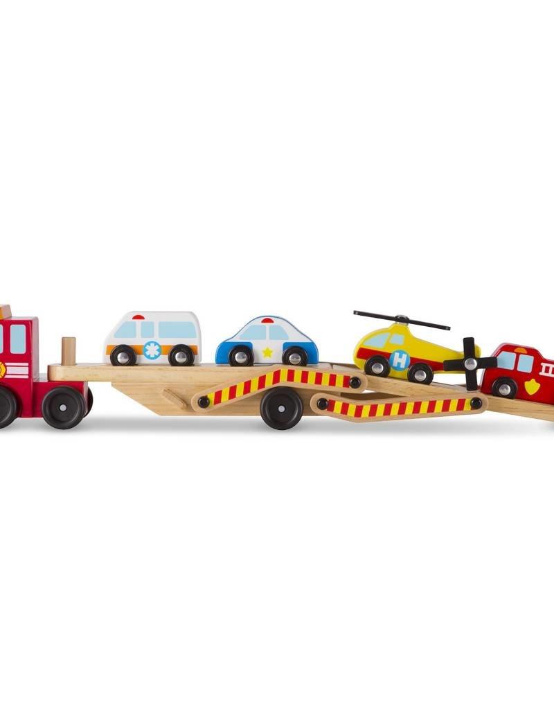 Melissa & Doug, LLC emergency vehicle carrier