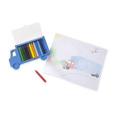 Melissa & Doug, LLC Truck Crayon Set