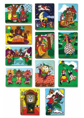 Melissa & Doug, LLC Nursery Rhyme 1 Sound Puzzle