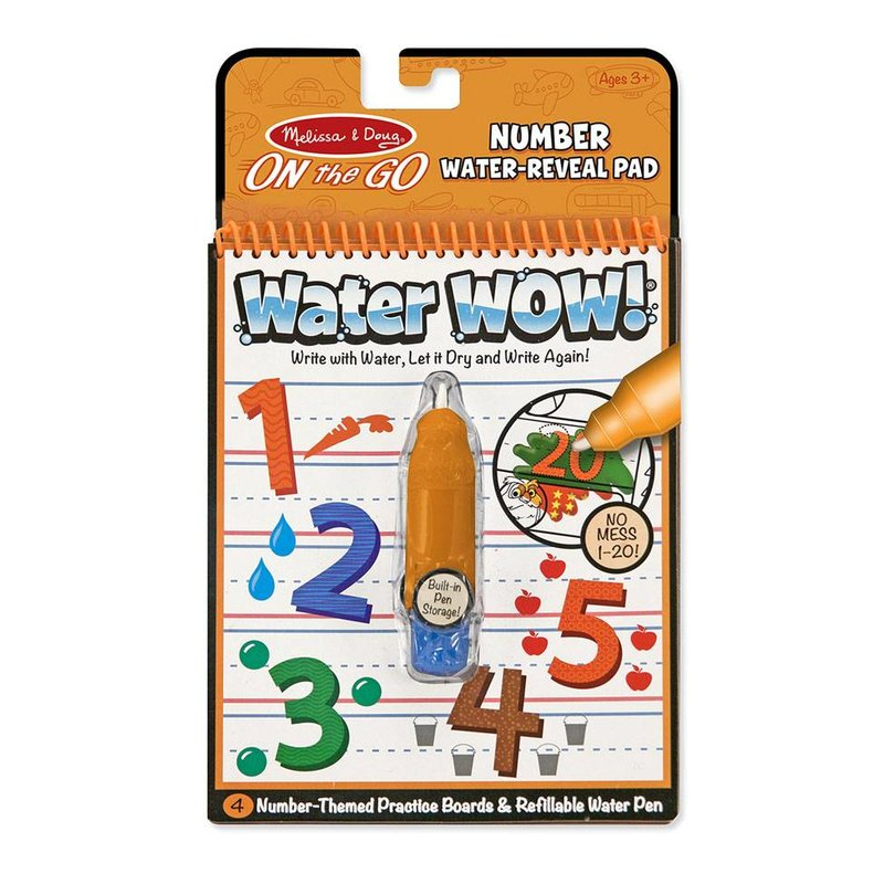 Melissa & Doug, LLC Numbers Water Wow!