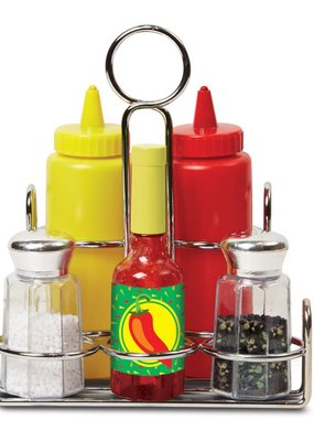 Melissa & Doug, LLC Condiment Set