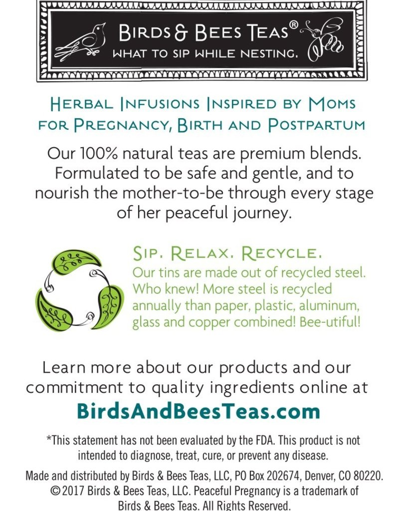 Birds and Bees Teas Ripe and Ready Tea