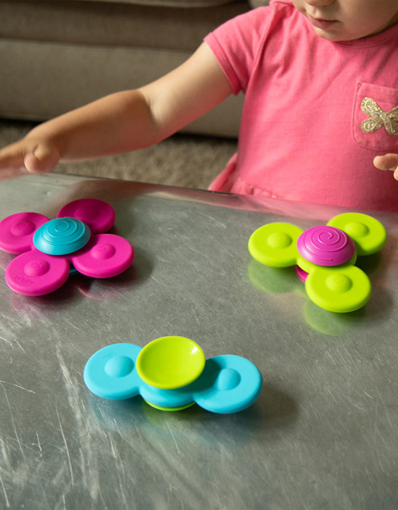 Fat Brain Toy Co Whirly Squigz