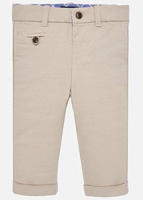 Mayoral USA Stone Linen Pants