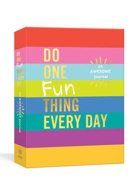 Penguin Random House, LLC Do One Fun Thing Every Day