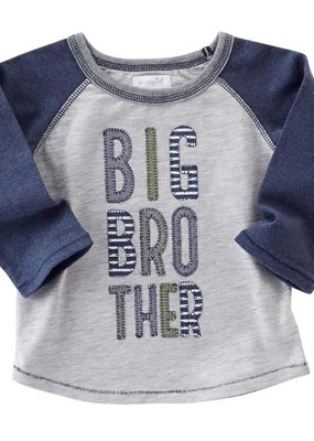 Big Brother Raglan Tee Shirt