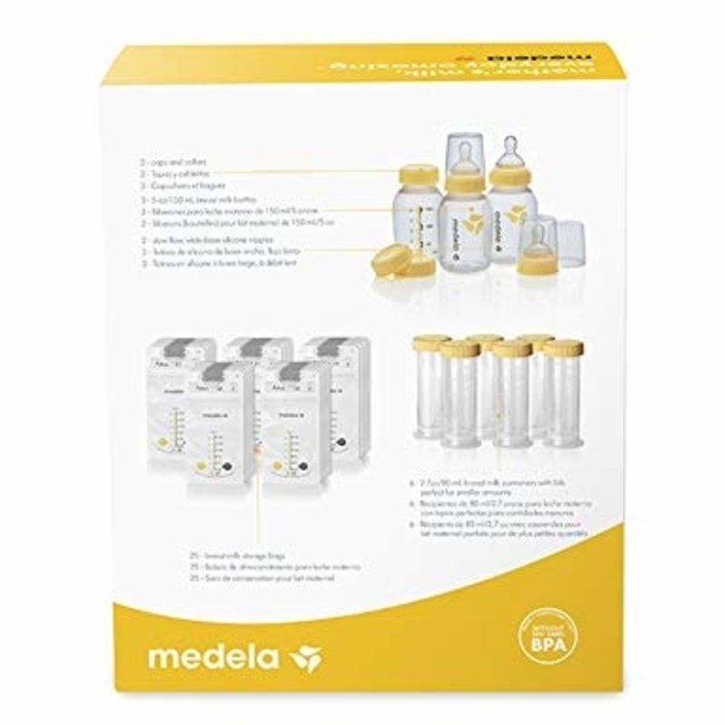 Medela, Inc. Breastmilk Feeding Gift Set