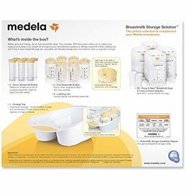 Medela, Inc. Breastmilk Storage Solution