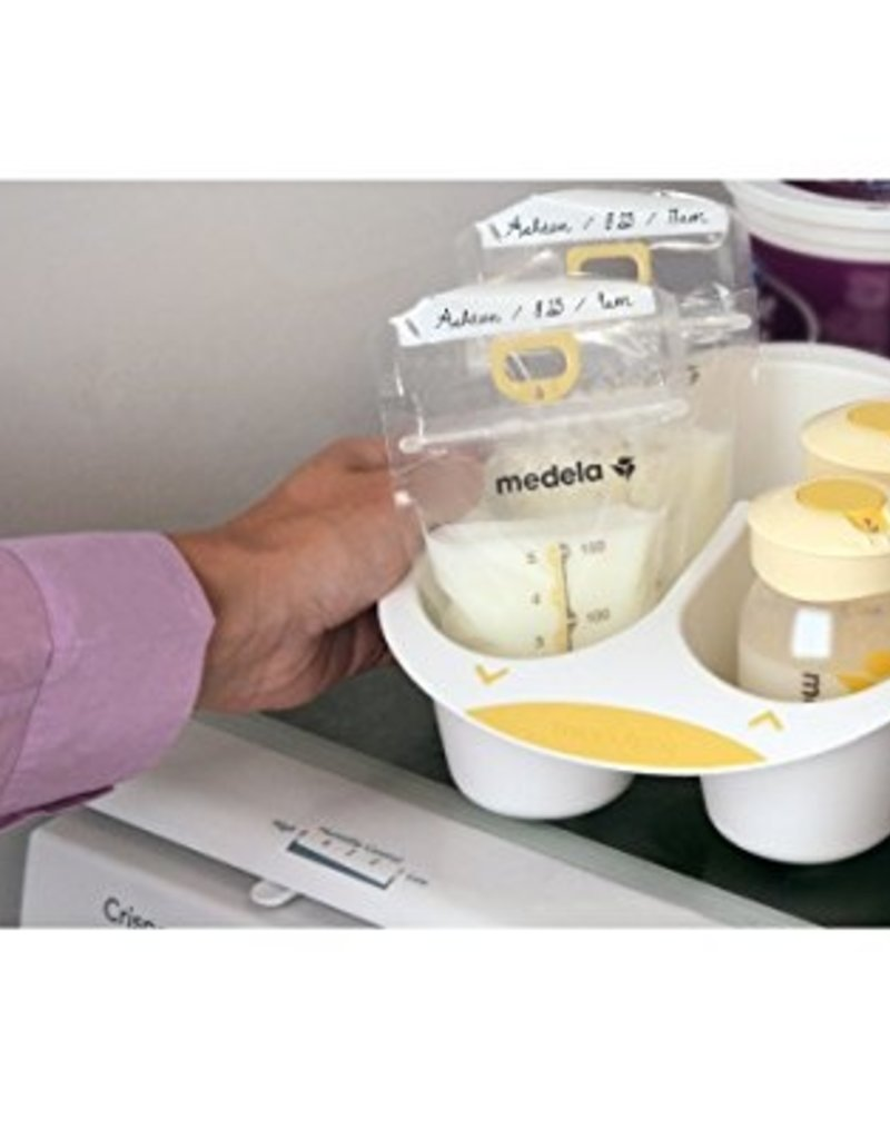 Medela, Inc. Breastmilk Storage Solution