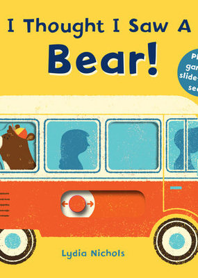 Penguin Random House, LLC I thought I saw a bear