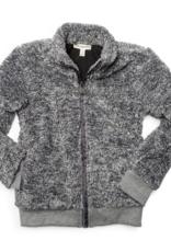 Appaman Grey Heather Woodland Jacket