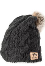 Appaman Black Tendril Hat