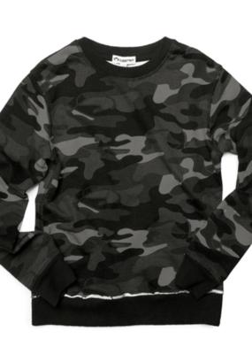 Appaman Carbon Camo Highland Sweatshirt