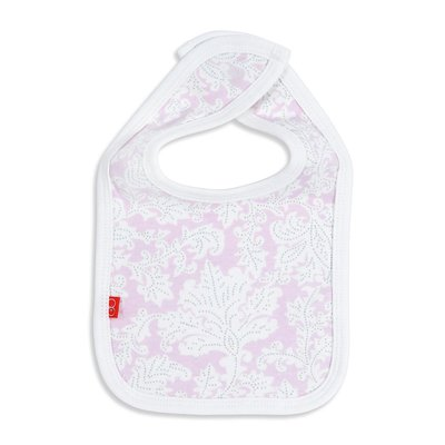 Magnificent Baby South Hampton Floral Magnetic Bib