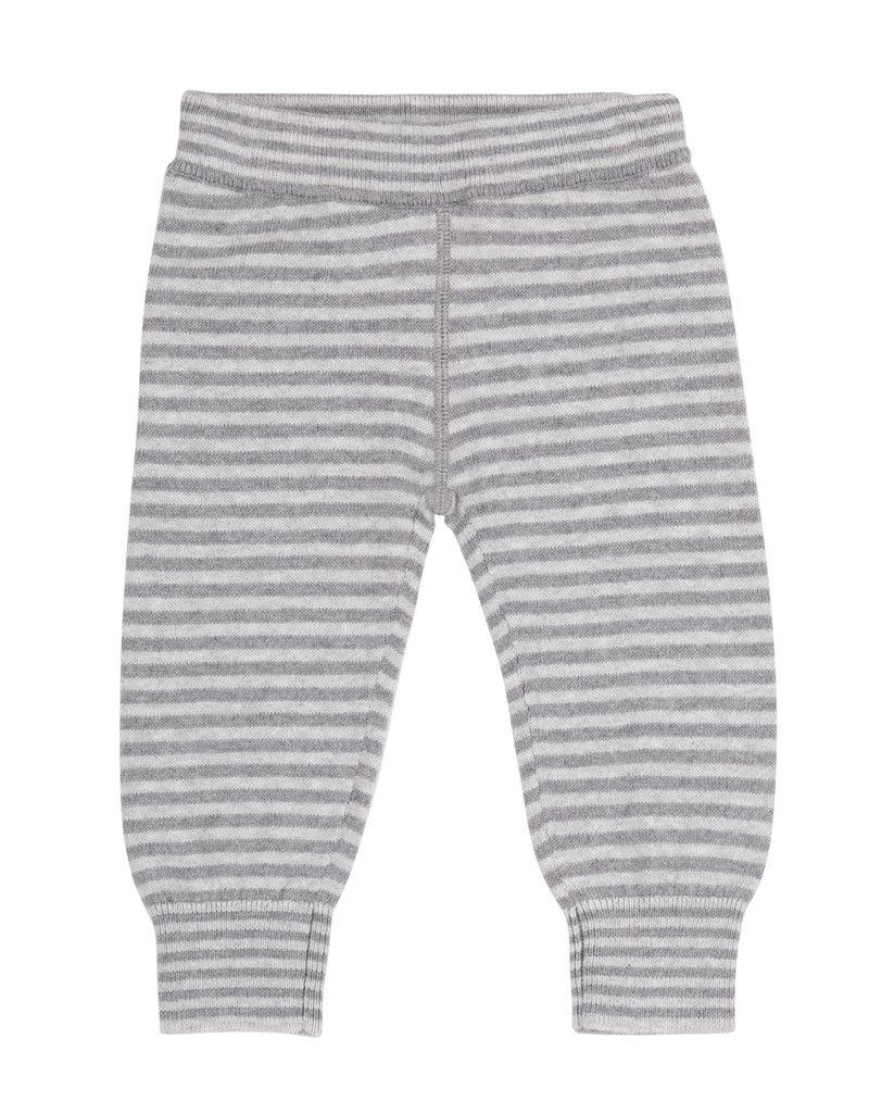 Deux Par Deux Light Grey Mix Cardigan Set