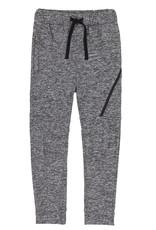Deux Par Deux Light Grey Mix Jogger Pants