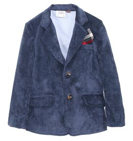 Fore! Navy Cord Miles Sports Coat