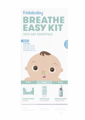 FridaBaby Breathe Easy Kit