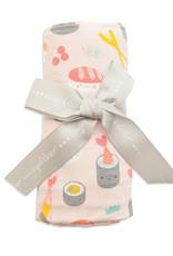 Angel Dear uni sushi swaddle blanket