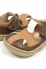 Livie and Luca Brown Elephant Shoes  8