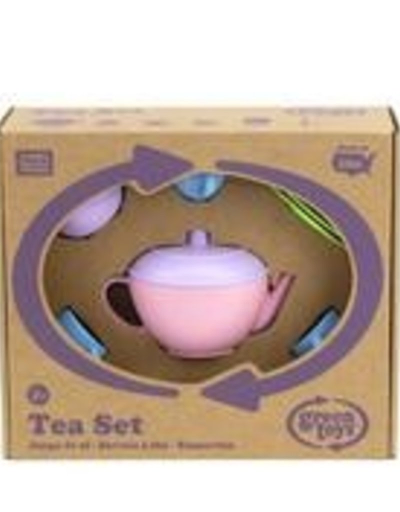 Green Toys Green Tea Set
