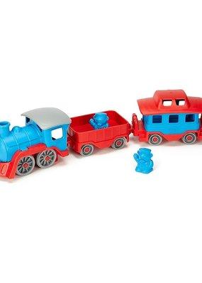 Green Toys Blue Train Set
