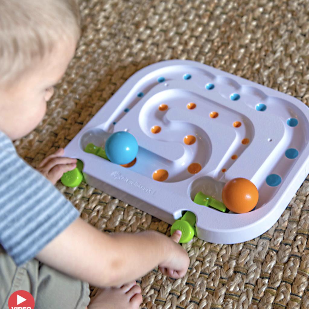 Fat Brain Toy Co Roll Again Maze