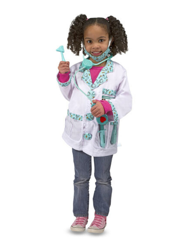 Melissa & Doug, LLC Doctor Role Play Costume Set