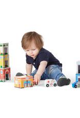 Melissa & Doug, LLC Nesting & Sorting Buildings & Vehicles