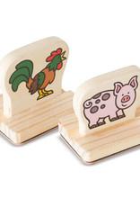 Melissa & Doug, LLC My First Wooden Stamp Set