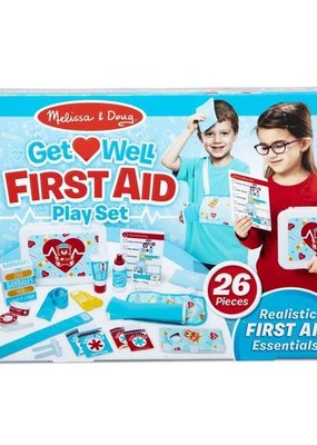 Melissa & Doug, LLC Get Well First Aid Kit Play Set
