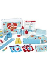 Melissa & Doug, LLC Get Well First Aid Kit Play Set