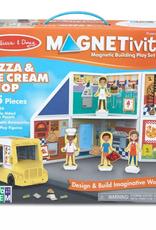 Melissa & Doug, LLC Magnetivity: Pizza & Ice Cream Shop
