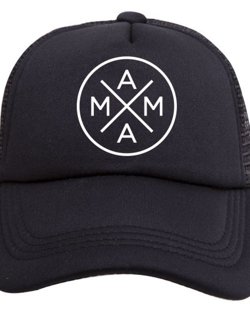 Tiny Trucker Co. Baseball Mama Trucker Hat