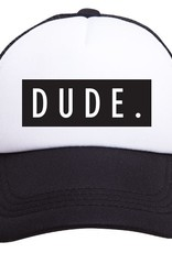 Tiny Trucker Co. Youth Dude Trucker Hat