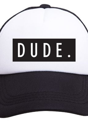 Tiny Trucker Co. Youth Dude Trucker Hat
