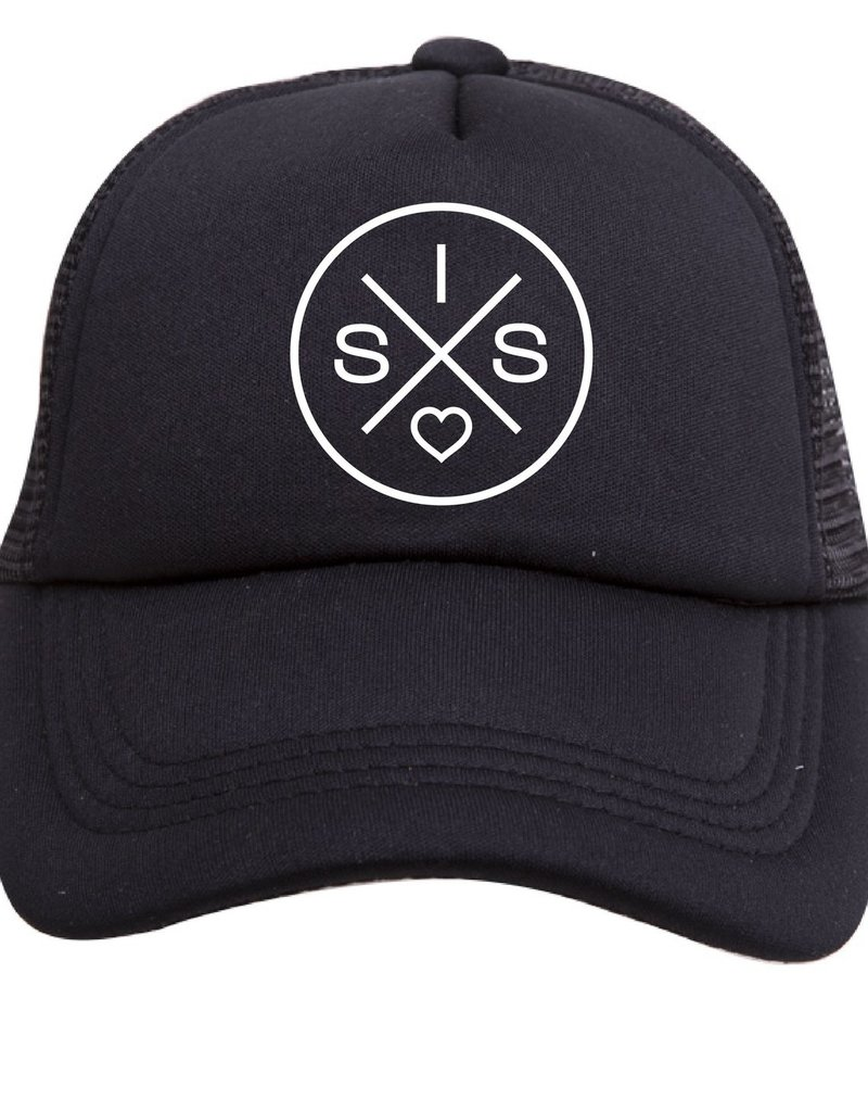 Tiny Trucker Co. Toddler Sis Trucker Hat