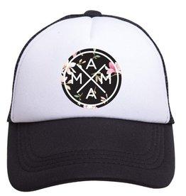 Tiny Trucker Co. Floral Mama Trucker Hat