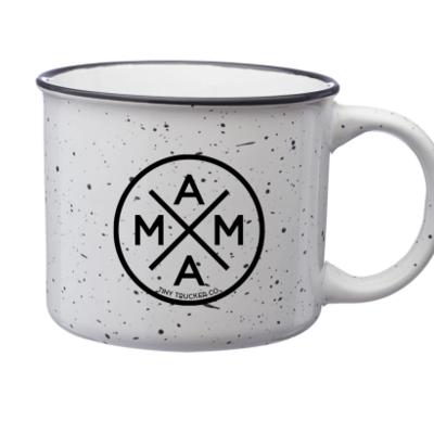 Tiny Trucker Co. Mama Mug