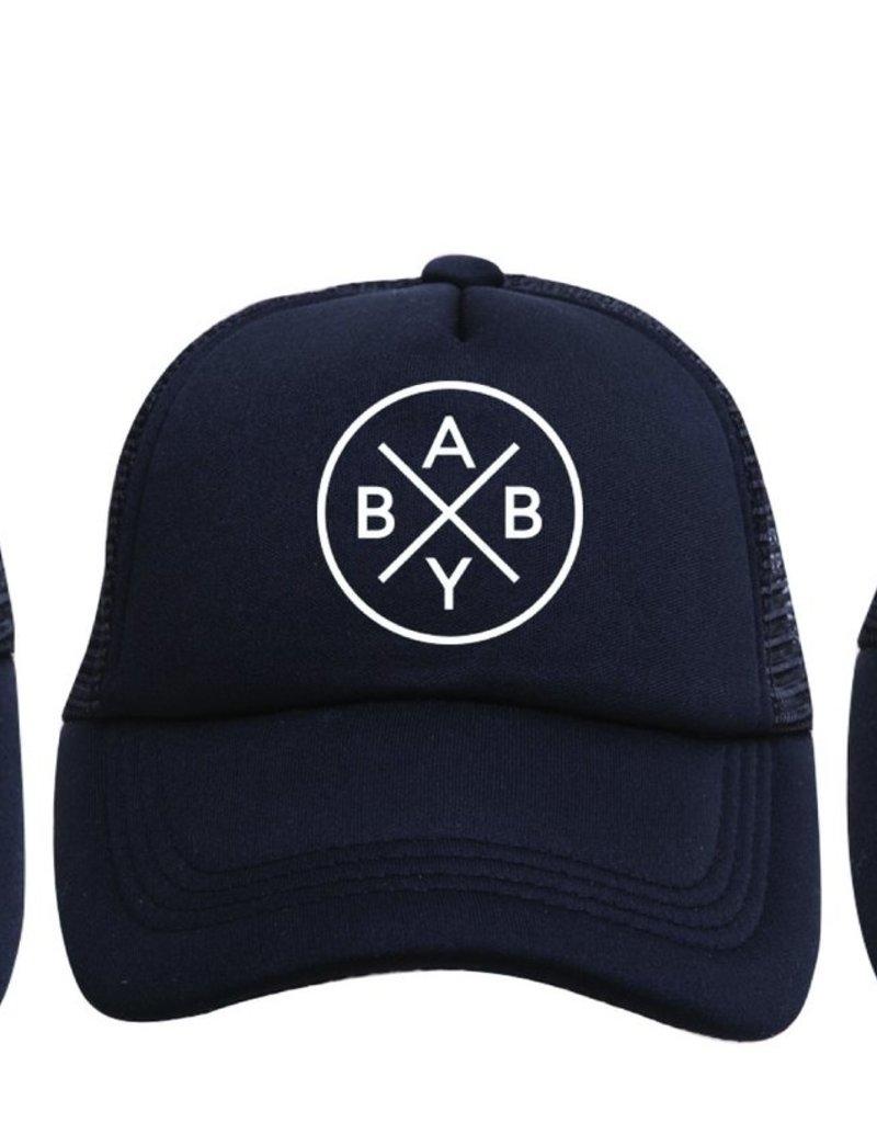 Tiny Trucker Co. Family Trucker Hat Set