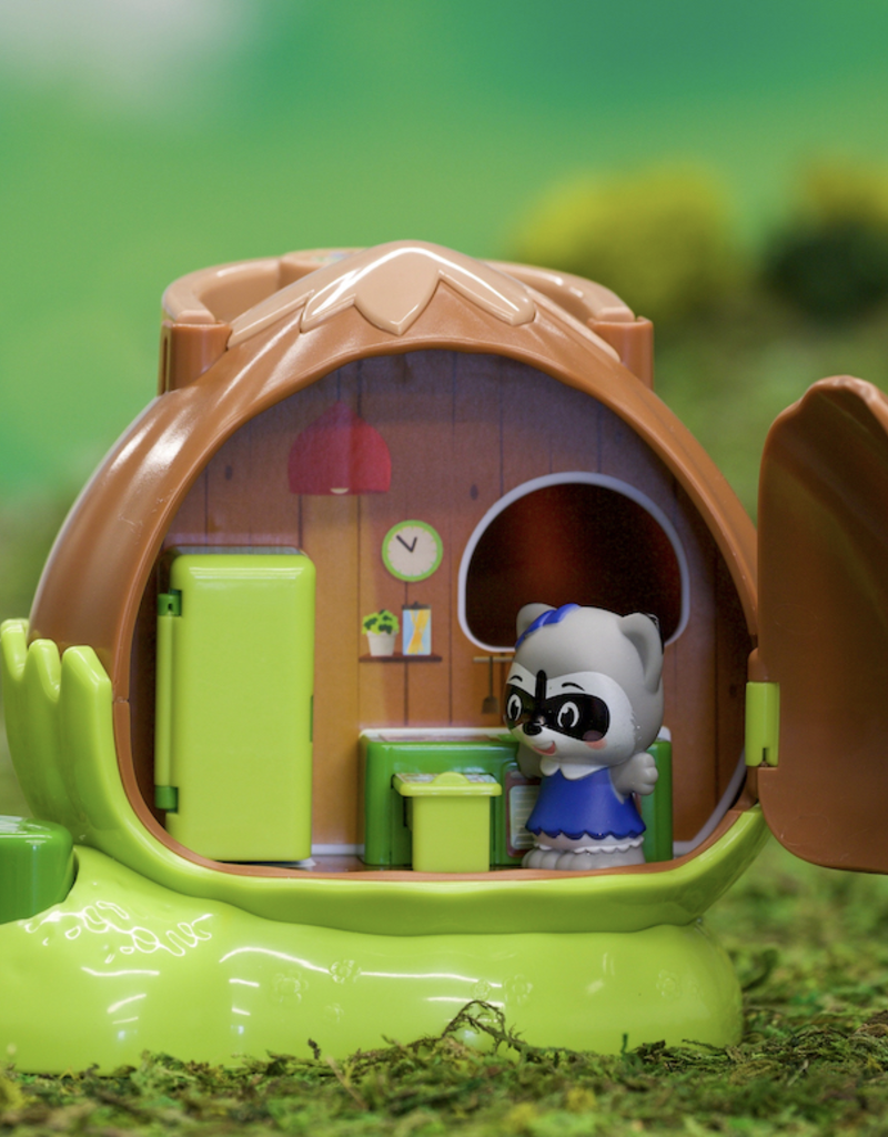 Fat Brain Toy Co Timber Tots Hazelnut House