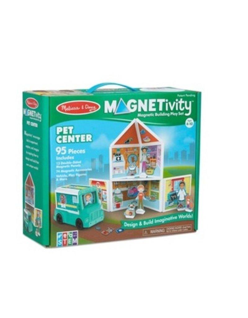Melissa & Doug, LLC Magnetivity:Pet Center