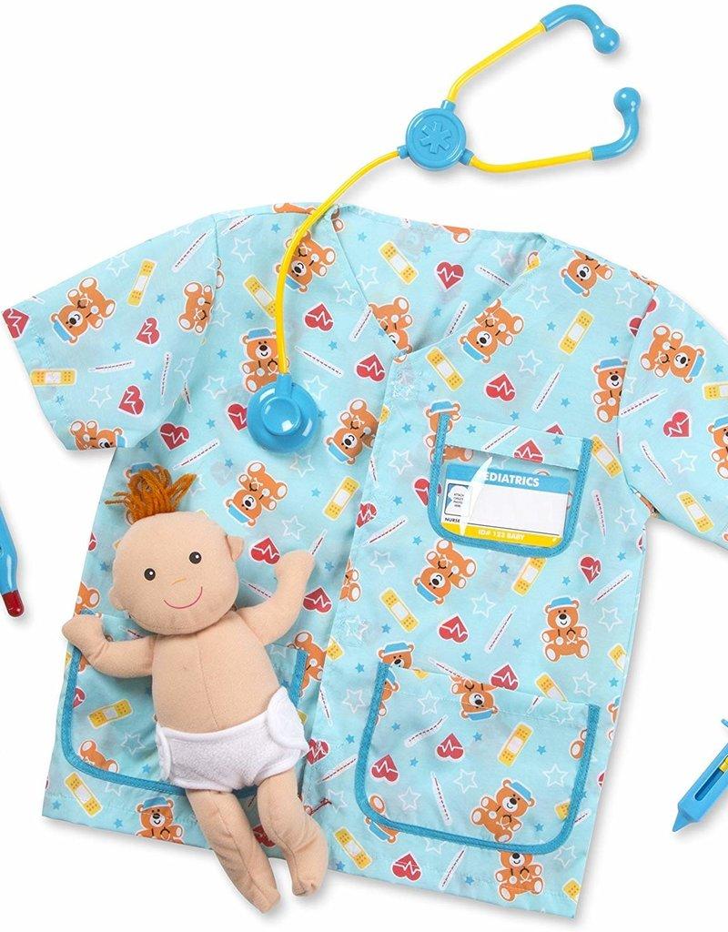 Melissa & Doug, LLC Pediatric Nurse Costume