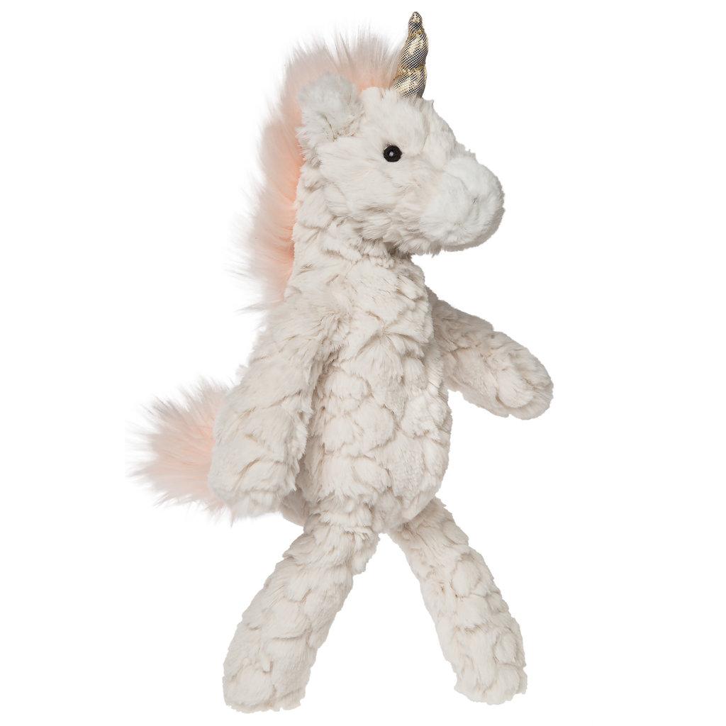 Mary Meyer Cream Putty Unicorn