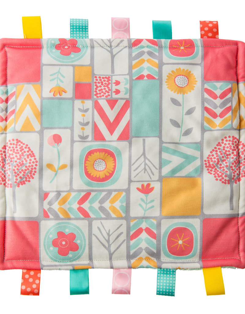 Mary Meyer Color Blocks Taggie Blanket
