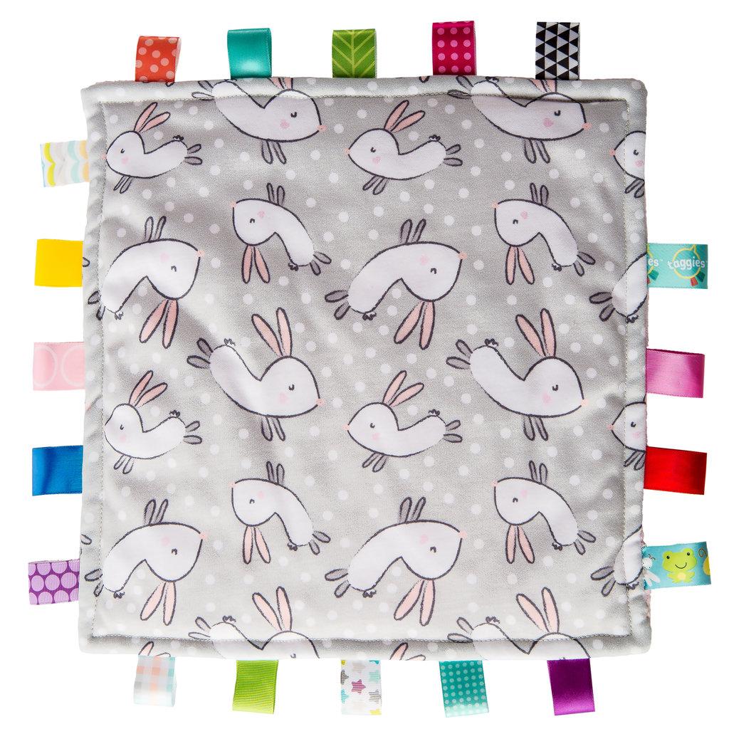 Mary Meyer Bunnies Taggie Blanket