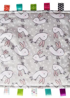 Bunnies Taggie Blanket
