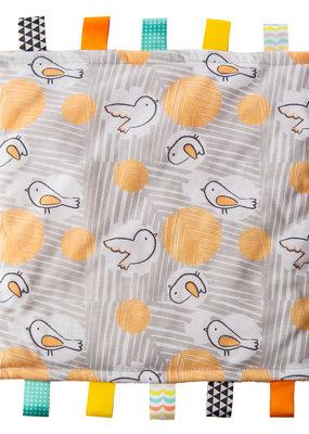 Birds Taggie Blanket