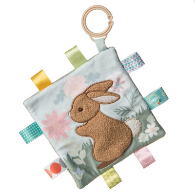 Mary Meyer harmony bunny crinkle teether