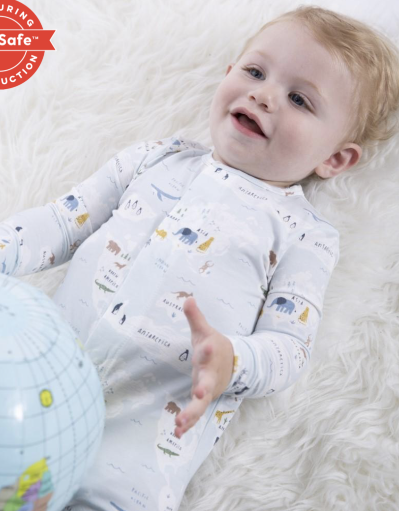 Magnificent Baby Sea the World Magnetic Footie